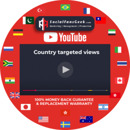 country targeted views