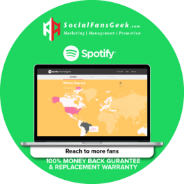 spotify reach to more fans