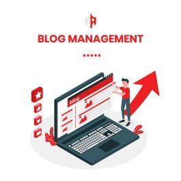 Blog Management Services